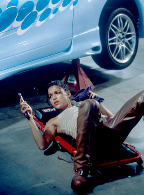 The Fast And Furious Michelle Rodriguez Joins Si