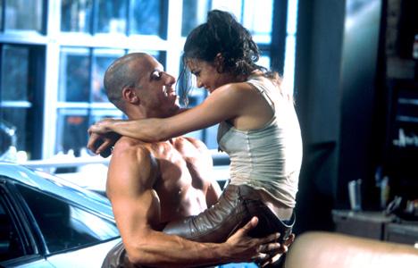 Vin Diesel  Michelle RodriguezVin Diesel And Michelle Rodriguez Photoshoot